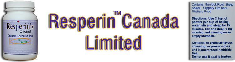 Resperin Canada Limited